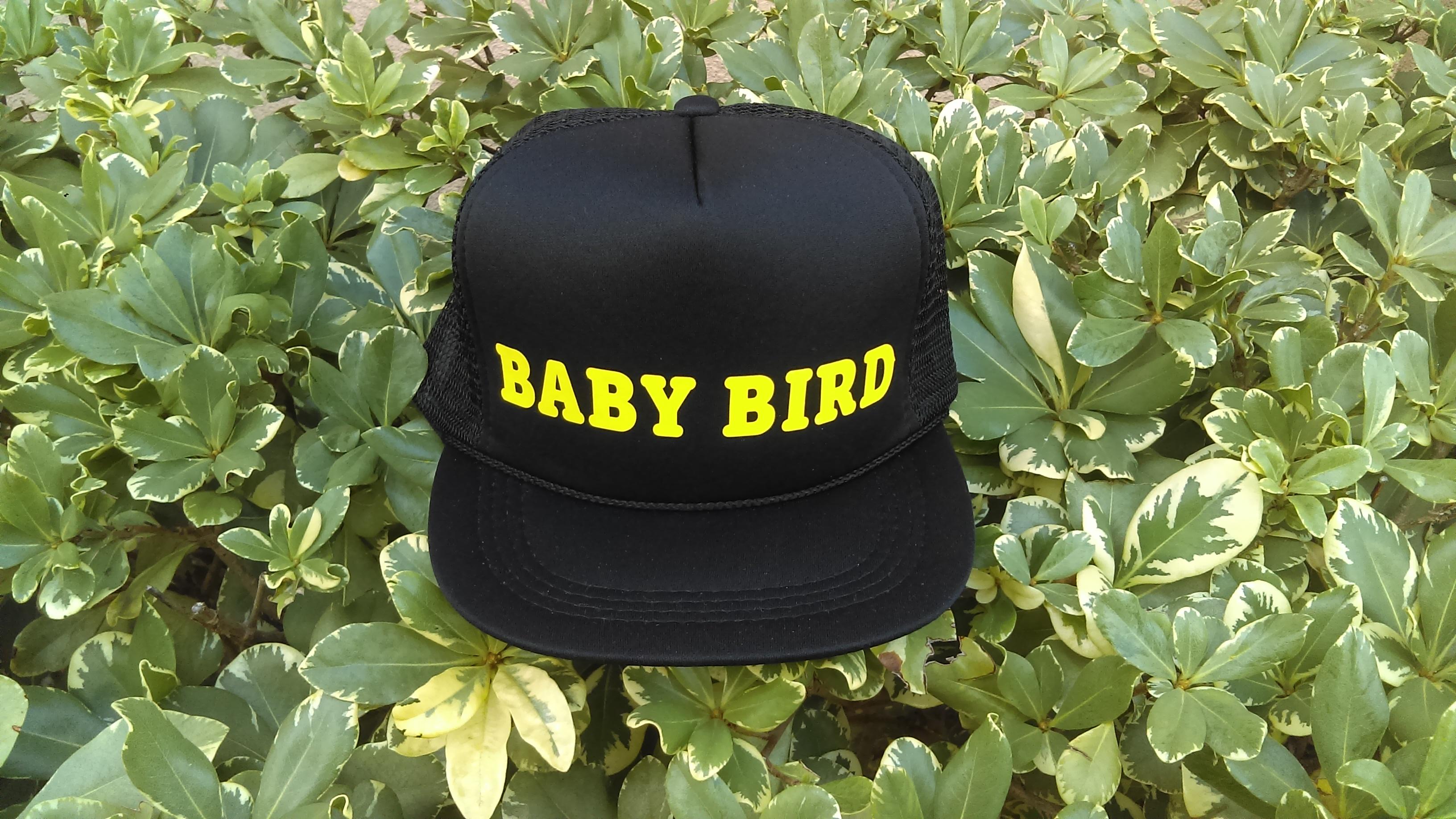 Baby Bird Trucker Hat